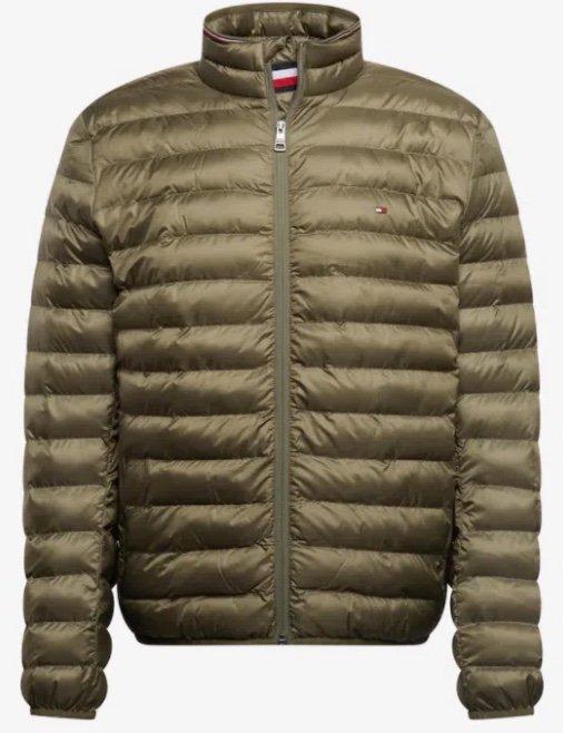 About You: Marken-Jacken Sale bis -30% Rabatt + 11% Extra-Rabatt – zt.B. Tommy Hilfiger Steppjacke für 141,51€