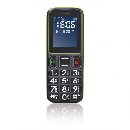 EASYmaxx Großtastenhandy (Dual SIM, SOS-Taste) für 17,99€ inkl. Versand