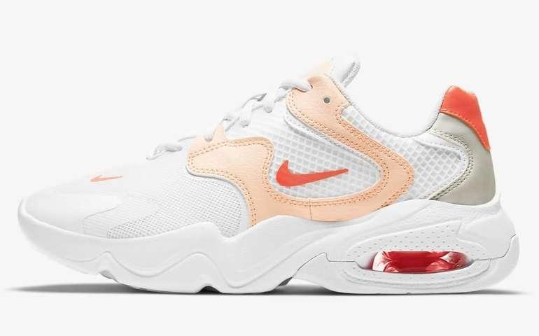 Nike Air Max 2X Damen Sneaker für 47,98€ inkl. Versand (statt 73€) - Nike Membership!