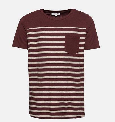 """About You Herren T-Shirt """"Finn"""" in zwei Farben je nur 8,91€ inkl. VSK"""