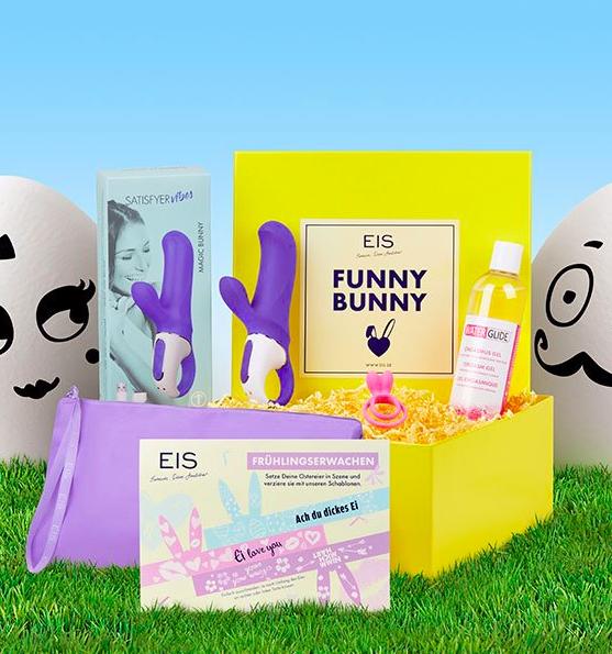 Oster-Geschenk für Paare?! 4-tlg. Ostern Paarbox für 19,99€ inkl. Versand