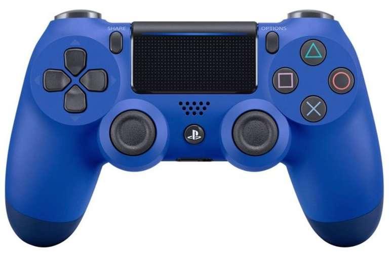 PlayStation 4 Dualshock Wireless v2 Controller in blau für 44,94€ (statt 53€)