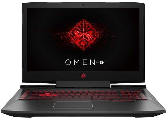 HP Omen 17-an030ng Gaming Notebook (17.3 Zoll, i7,  8GB RAM, 1 TB HDD) für 999€