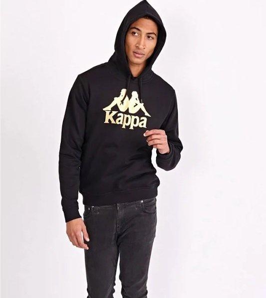 Kappa Esmio Over The Head Hoodie für 9,99€ inkl. Versand (statt 33€)