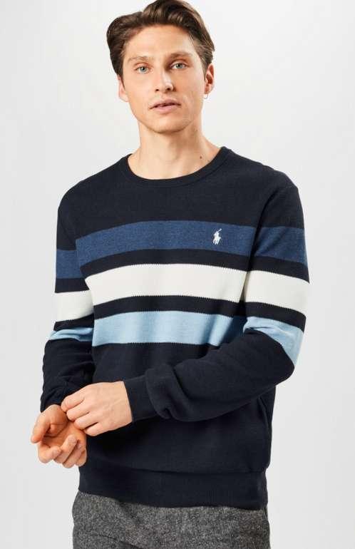 Polo Ralph Lauren Sweatshirt in Navy / Schwarz für 56,94€inkl. Versand (statt 95€)