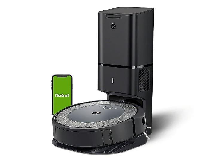 iRobot Roomba i4+ i455840 Saugroboter mit Absaugstation für 499,00€ inkl. Versand (statt 559€)