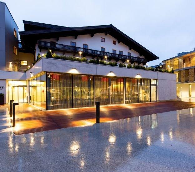 St. Johann: 4* Hotel & Wirtshaus Post inkl. Frühstück & Wellness-Nutzung (August-November) 83€
