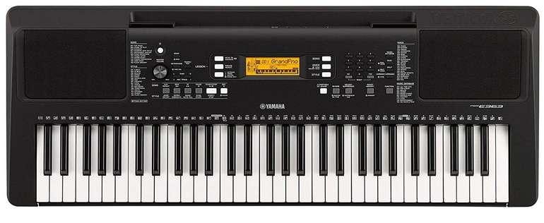 "Yamaha ""PSR E 363"" Keyboard für 149€ inklusive Versand (statt 184€)"