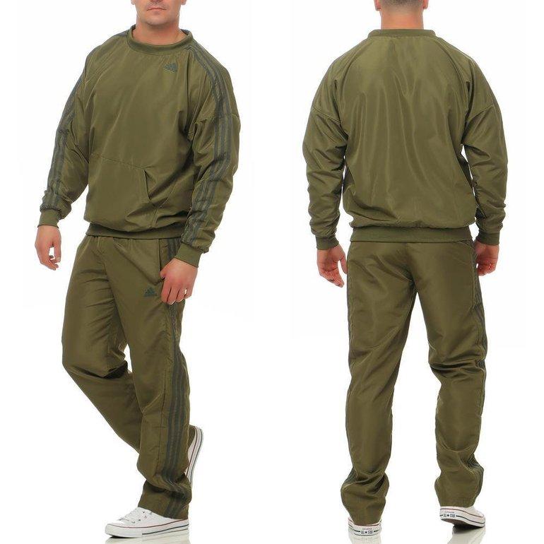 c0168b8f101807 Adidas ClimaLite Herren Trainingsanzug AY3000 für 19