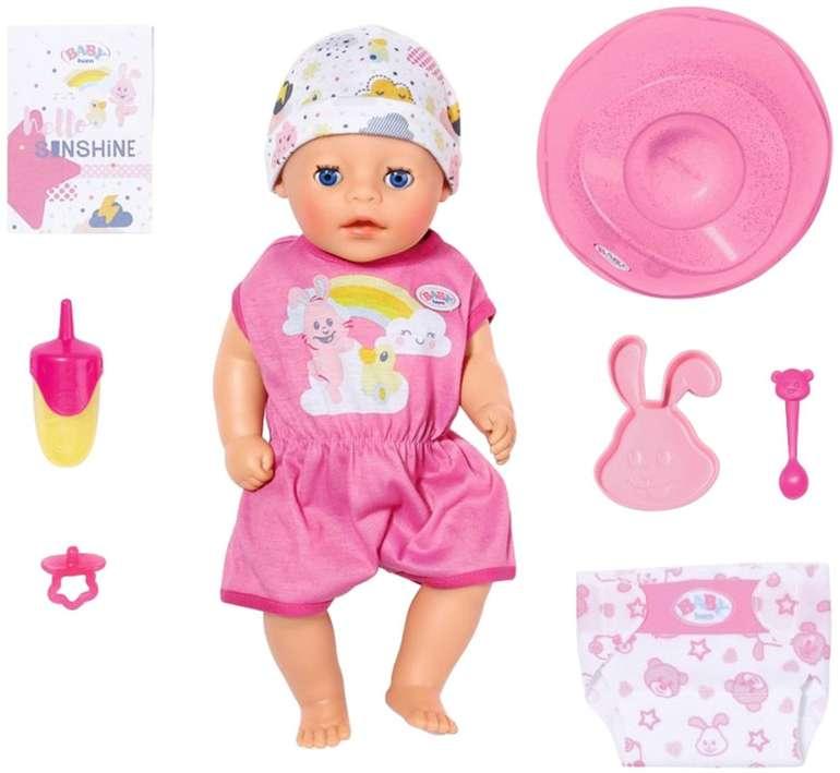 Zapf Creation Babypuppe Baby born Soft Touch Little Girl für 22,09€ inkl. Versand (statt 28€)