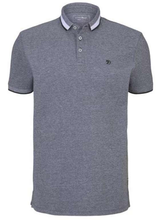Tom Tailor Denim Herren Polo-Shirt für 13,90€inkl. Versand (statt 18€)