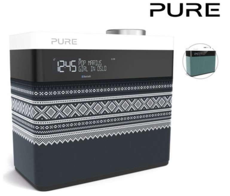 Pure Pop Maxi DAB+ Bluetooth-Radio (FM-Radio, AUX, Wecker, Timer) für 75,90€ inkl. Versand (statt 92€)