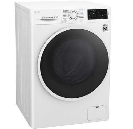 LG Waschtrockner F14WD84EN0 (8 kg/4 kg, 1400 U/Min., A) für 473,95€ inkl. VSK