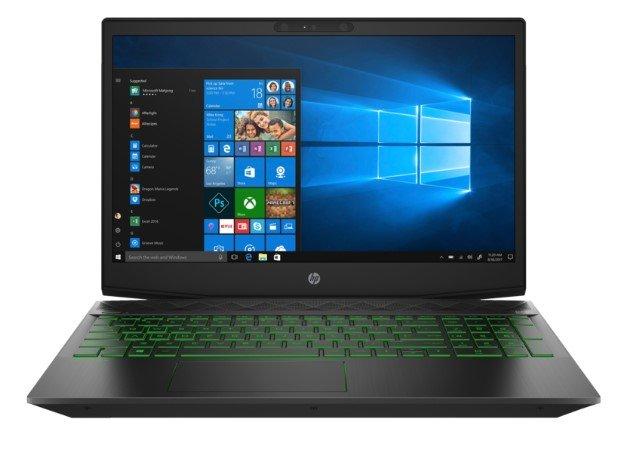 HP Pavilion 15-cx0350ng (i5, 8GB RAM, GeForce® GTX 1050) für 555€ inkl. VSK (statt 749€)