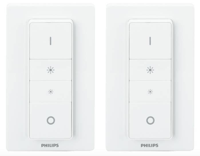 Philips Hue Wireless Dimming Schalter im Doppelpack für nur 30€ inkl. Versand