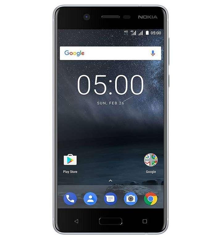 Nokia 5 Dual-SIM Smartphone mit 16GB Speicher für 80,99€ inkl. Versand (statt 120€)