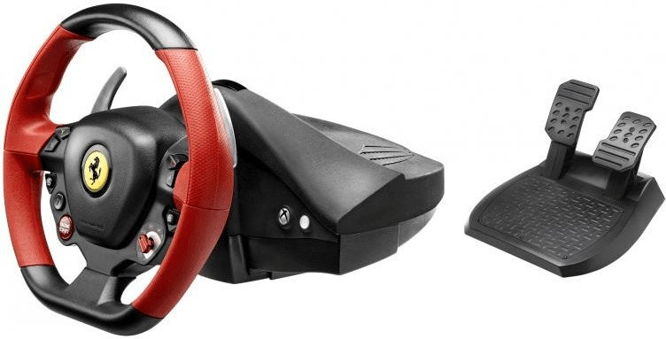 Thrustmaster Ferrari 458 Spider Racing Wheel (Xbox Series X|S) für 69,99€ inkl. Versand (statt 94€)