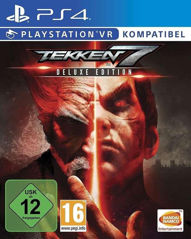 Tekken 7 - Deluxe Edition (PS4) für 29,90€ inkl. Versand (statt 34€)