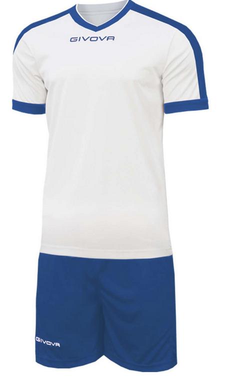 Givova Kit Revolution Fußball Trikot mit Shorts (vers. Farben) zu je 8,99€ inkl. Versand (statt 18€)