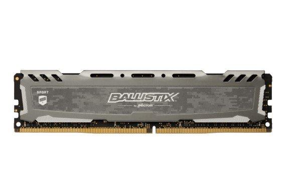 Ballistix Sport LT 16 GB DDR4 Arbeitsspeicher für 54,98€ inkl. Versand (statt 66€) (PayDirekt)
