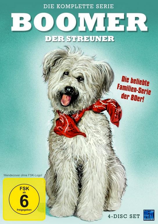 Boomer - Der Streuner: Die komplette Serie [DVD] für 25€ inkl. VSK (statt 44€)