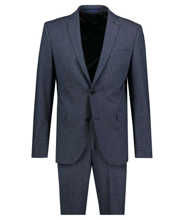 """s.Oliver Herren Anzug """"s.Opuro"""" in Slim Fit für 62,93€ (statt 90€)"""
