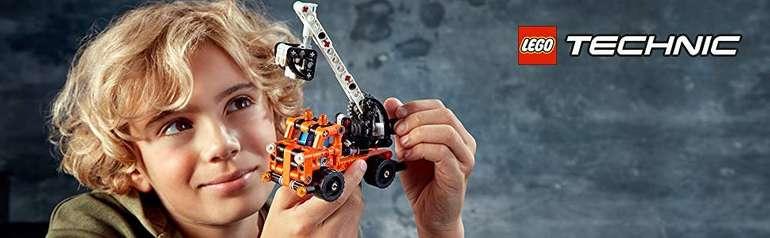 Lego Technic - Hubarbeitsbühne