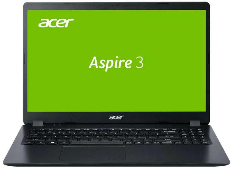 "Acer Aspire 3 (A315-54K-38F5) - 15,6"" Notebook (i3, 8GB RAM, 512 GB SSD) für 288,95€ inkl. Versand (statt 370€)"