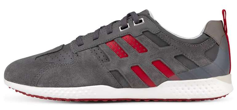 Geox U Snake.2 B Leder-Sneaker (versch Farben) für je 49,95€ inkl. Versand (statt 64€)