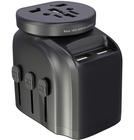 Chunnuo Universal Reiseadapter (USA, EU, UK, AU + 2 USB-Ports) ab 13,99€ (Prime)