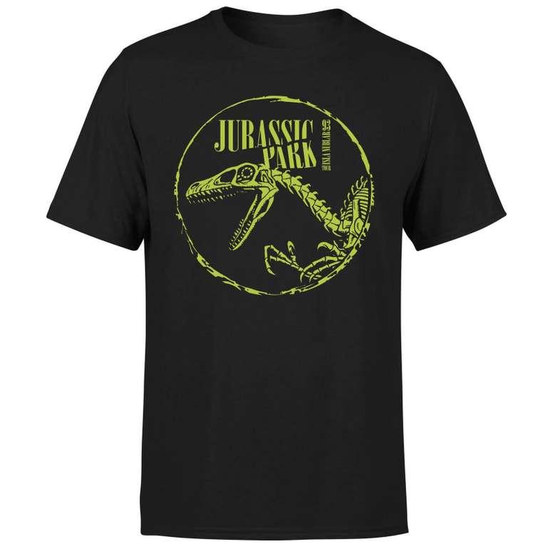Jurassic Park Bundle: Cap & T-Shirt aus 100% Baumwolle für 14,99€