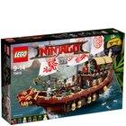 The Lego Ninjago Movie: Ninja-Flugsegler (70618) für 109,99€ (statt 134€)