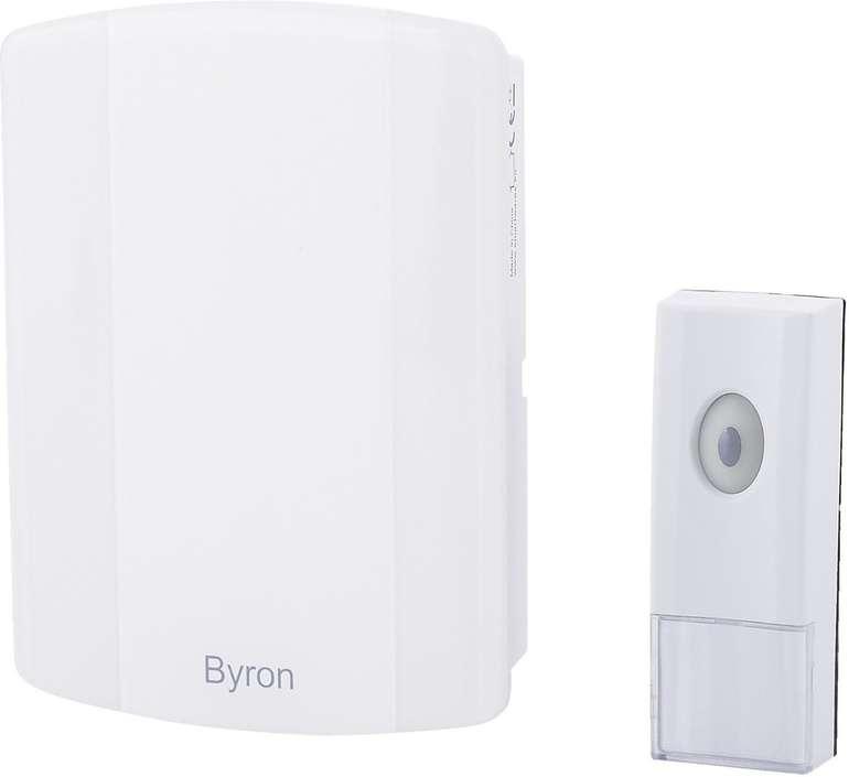 Byron B002E MP3-Funktürklingel für 25,90€ inkl. Versand (statt 47€)