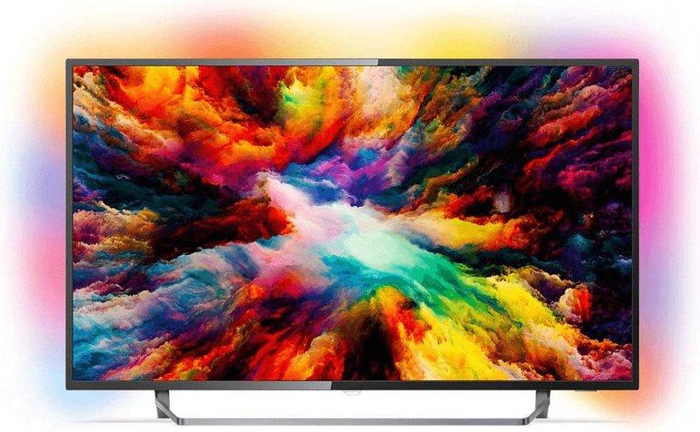 """Philips 50PUS7373/12 - 126 cm (50"""") UHD 4K Smart TV für 449,91€ - Ebay Plus!"""