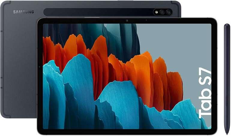 """Samsung Galaxy Tab S7 - 11"""" Tablet mit 6GB RAM & 128GB inkl. Stift für 568,64€ (statt 641€)"""