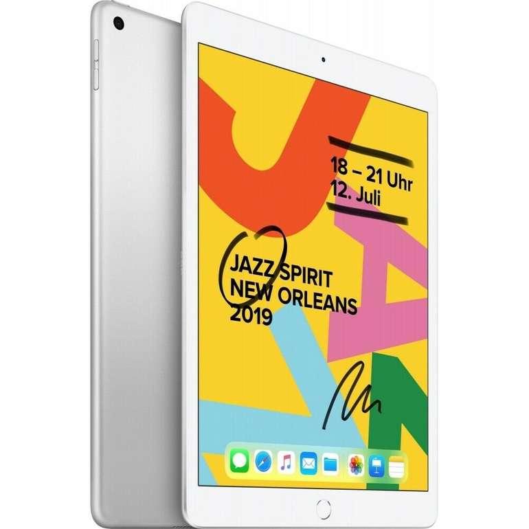 Apple iPad 10.2 2019 (MW752LL/A) 32GB + WiFi in Silber für 313€ inkl. Versand (statt 333€)
