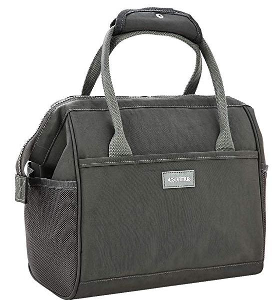 Esonmus wärmeisolierte Nylon Tasche für 10,99€ inkl. Prime Versand
