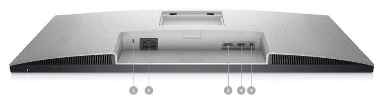 Dell S2721HS – 27 Zoll Full HD Monitor mit Höhenverstellung