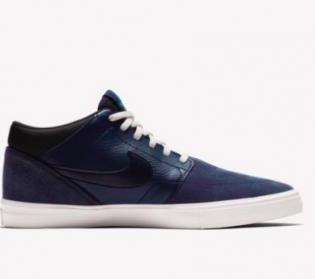 Nike SB Solarsoft Portmore II Mid Herren Sneaker zu 41,98€ inkl. VSK (statt 71€)