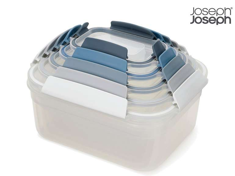 Joseph Joseph 5-teiliges Editions Sky Nest Frischhaltedosen-Set für 25,90€ inkl. Versand (statt 35€)