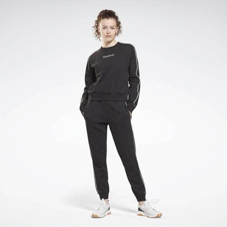 Reebok Piping Track Suit Damen für 28,60€ inkl. Versand (statt 49€)