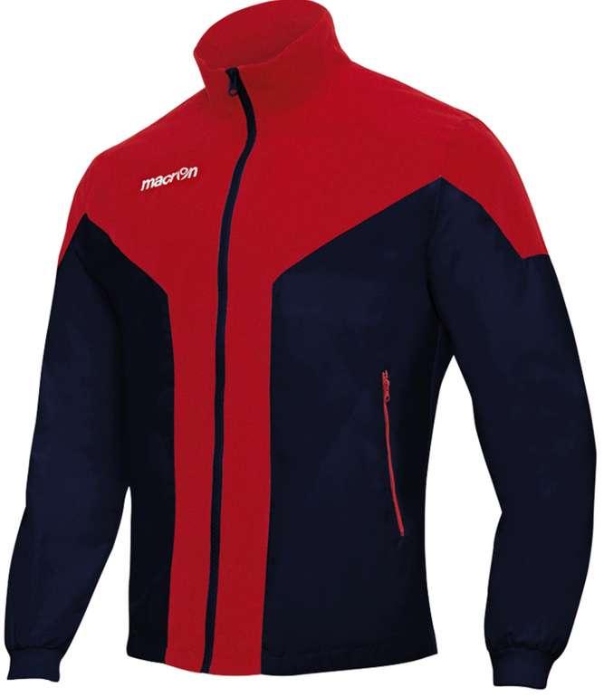 macron Tanatos Full Zip Mikrofaser Trainingsjacke ab 9,90€ inkl. Versand (statt 20€)