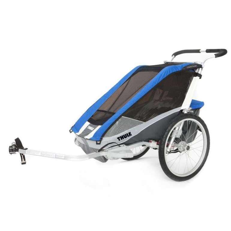 Thule Kinderfahrradanhänger Chariot Cougar 1 für 455,89€ inkl. Versand (statt 512€)