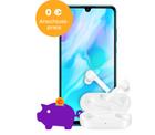 Huawei P30 Lite + Huawei FreeBuds Kopfhörer mit 3GB LTE Blau AllNet 18,99€ mtl.