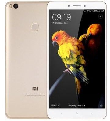 Xiaomi Mi Max 2 - 4G Handy mit 128GB Speicher, 4GB RAM für 142,40€ (statt 164€)