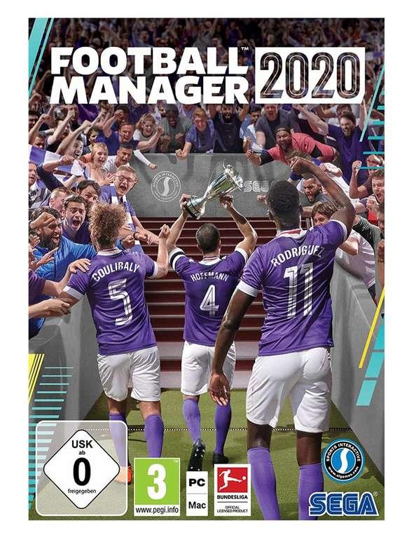 Football Manager 2020: 1 Woche lang gratis testen
