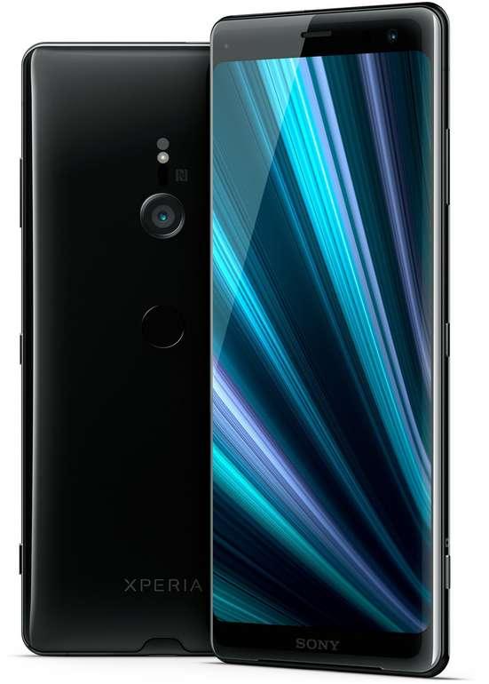 "Sony Xperia XZ3 DS - 6"" Smartphone mit 64GB Speicher für 435,94€"