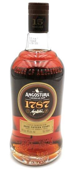 DealClub: Rum & Tequila reduziert, z.B. Angostura 1787 15 Jahre Super Premium Caribbean Rum 0.7l für 53,99€