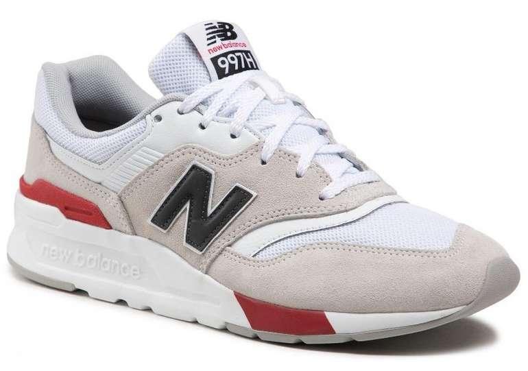New Balance Sneaker in Beige (CM997HVW) für 60,30€ inkl. Versand (statt 75€)