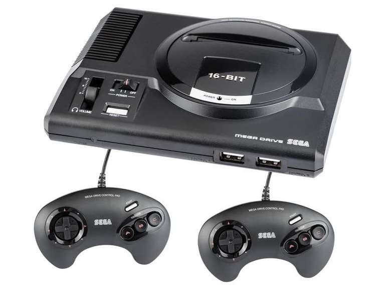 ATLUS Sega Mega Drive Mini mit 42 Games für 34,94€ (statt 60€)